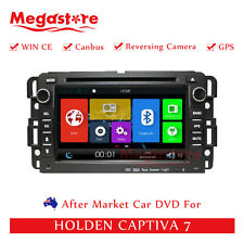 "8"" Win CE Navigation Car DVD GPS Stereo Player For HOLDEN CAPTIVA 7"