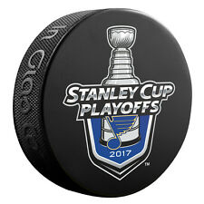2017 NHL St. Louis Blues Stanley Cup Playoffs Commemorative Hockey Puck