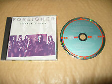 Foreigner Double Vision cd 10 tracks Rare Early Press cd 1978 Excellen Condition