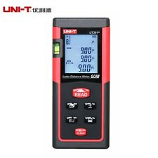 UNI-T UT391+ Digital Multimeter 60m Laser Distance Meters Auto Laser Off LCD