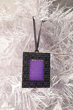 MINECRAFT INSPIRED~CUSTOM~NETHER PORTAL~CHRISTMAS TREE ORNAMENT~FIGURE~2 1/2""