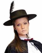 New Steampunk/Victorian/Mary Poppins/Period Themed Costume Fancy Dress Hat
