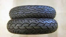 PIRELLI MT66 FRONT/REAR TIRES 130/90-16 140/90-16 HARLEY ROAD KING FLHR 04-08
