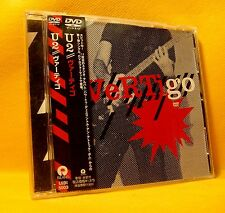 MAXI Single DVD U2 Vertigo 4TR 2004 Pop Rock NTSC JAPAN RARE !
