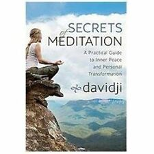 SECRETS OF MEDITATION - DAVIDJI (PAPERBACK)