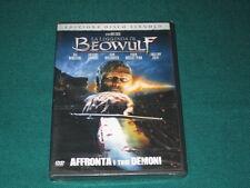 La leggenda di Beowulf dvd Regia di Robert Zemeckis