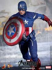 1/6 Hot Toys Captain America The Avengers Figure