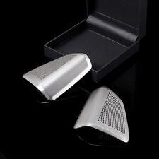 Door Inner Upper Loud Sound Stereo Speaker Cover Trim Panel For X5 F15 2014