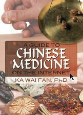 A Guide to Chinese Medicine on the Internet-ExLibrary