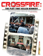 Crossfire: The Plot That Killed Kennedy - ULTIMATE CONSPIRACY DVD!