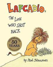 Lafcadio, the Lion Who Shot Back by Shel Silverstein (2013, Hardcover)