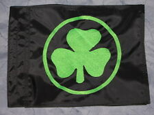 Custom Shamrock Safety Flag for ATV UTV dirtbike Jeep Dune Whip Pole