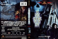 THE LAST HOUSE ON THE LEFT  (1972) R1 DVD (Full Uncut Version) Wes Craven