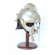 Gladiator Movie Helmet Of The Spaniard - Great for Display, Re-enactment or LARP