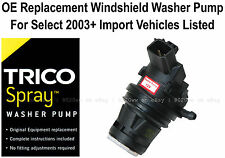 Windshield / Wiper Washer Fluid Pump - Trico Spray 11-612