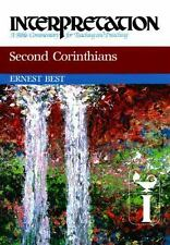 Second Corinthians Interpretation: A Bible Commentary for Teaching & Preaching