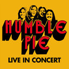 CD Humble Pie Live In Concert