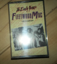 Fleetwood Mac The Early Years Cassette - NEW - SEALED