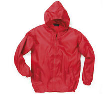 NEW BOYS RED KAG IN A BAG AGE - 9/10 ZIP THROUGH HOODED BNWT