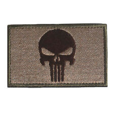 Swat Punisher Skull Military Backpack Tactical Patch Army Morale Badge Armband