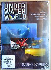 Under Water World - Vol. 6 - Saba Karibik  Neu und OVP
