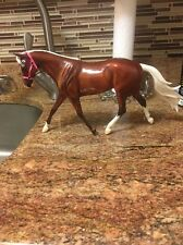 ~Limited Edition Breyer Horse Strapless  Uncalled for with halter~
