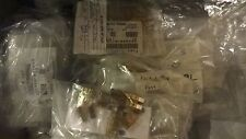 10 x 5 AMP FUSES light brown for cars and commercial vehicles