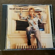 Leah Andreone Veiled It's Alright CD