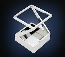 ArtsOnDesk Modern Art Pen Pencil Holder Mr103 Stainless Steel Mirror Polish