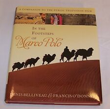 In the Footsteps of Marco Polo: A Companion to the Public Television Film - BOOK