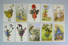 Flower Fairies of the Summer - Set of Postcards by Cicely Mary Barker ( 10 )