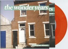 """The Wonder Years """"Manton Street"""" 7"""" Transit Title Fight Man Overboard Tigers Jaw"""