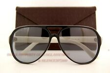 Brand New GUCCI Sunglasses 1065/S 4UQ 3R Black White/Light Gray for Men