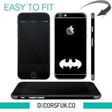 Batman iPhone 6 wrap skin - iphone skins - covers for iphone - self adhesive
