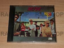 Dirty Deeds Done Dirt Cheap by AC/DC (CD, Atlantic) MADE IN USA