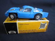 AB465 JOUEF RENAULT ALPINE GT 3000  SLOT CAR CIRCUIT 1/40  Ref 358 BON ETAT