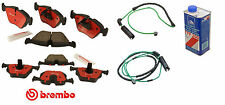 Brembo Ceramic Brake Pads + Sensors (Front & Rear) + ATE brake Fluid BMW E46 M3