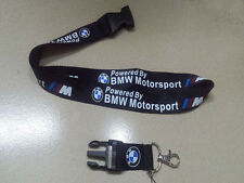 BMW CAR LANYARD NECK STRAP KEY CHAIN SILK HIGH QUALITY 22 Inch KEYRING