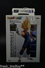 MIB, Banpresto DragonBall HQ DX Majin Vegeta Figure / SCultures