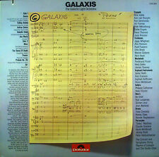 LP THE GALACTIC LIGHT ORCHESTRA - galaxis, Peter Herbolzheimer, nm