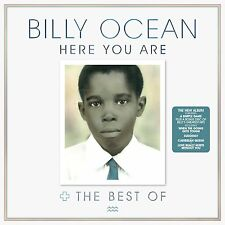 BILLY OCEAN HERE YOU ARE / GREATEST HITS 2CD ALBUM SET (April 29th 2016)