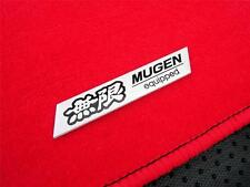 RED 90-93 HONDA ACCORD 5PC SEMI CUSTOM FITMENT FLOOR MAT CARPET JDM SET MU