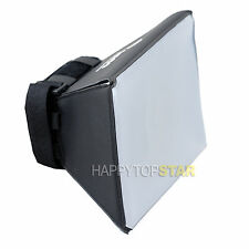 Soft Light Flashgun Diffuser box for Canon 420EX 380EX 580EX Nikon SB900 SB800