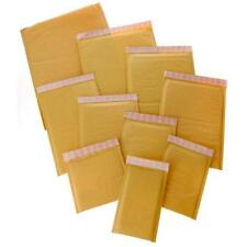 25 x GOLD JL7 K 7 K/7 Bags Bubble Envelopes padded mailers