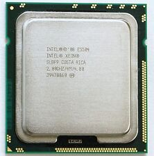 SLBF9 Intel Xeon E5504 2GHz/4M/4.8 GTs DMI Socket 1366 Processor