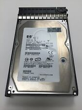 "HP 450GB 15K 3.5"" LFF SAS Hard Drive w/ Tray 454232-B21 480528-002 454274-001"