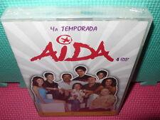 AIDA - 4 TEMPORADA COMPLETA  - NUEVA