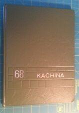 """1968 CENTER SOUTH JHS """"KACHINA""""  YEARBOOK, KANSAS CITY, MO."""