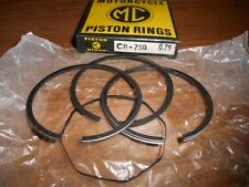 NOS MC Brand Honda .75 Piston Rings 1969-1976 CB750 CB750K SOHC 13041-300-013