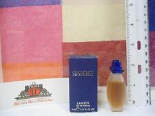 SUSPENSE BY LANCETTI EDP 0.17 OZ / 5 ML NEW IN BOX HARD TO FIND